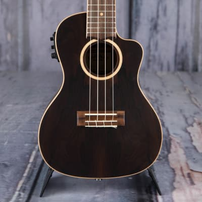 Lanikai Ziricote Concert Acoustic/Electric Uke, Natural for sale