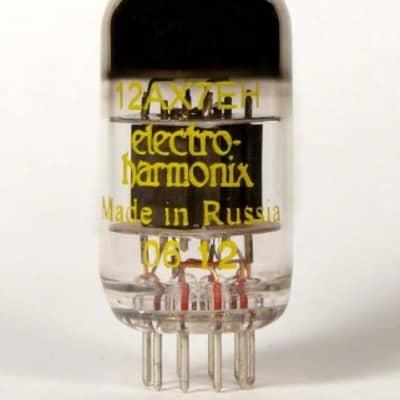 Electro-Harmonix 12AX7EH PreAmp Tube. New with Full Warranty!