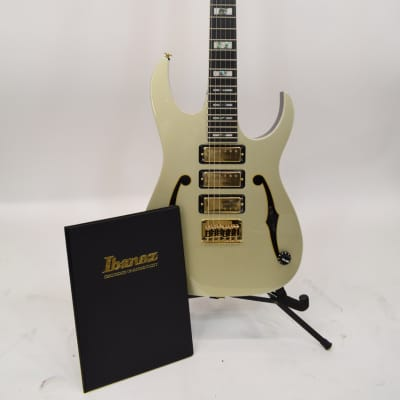 Ibanez PGM333 Paul Gilbert 30th Anniversary Electric Signature Guitar w/ COA and Case for sale