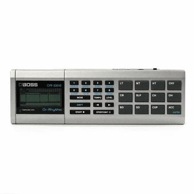 Boss DR-220E Dr. Rhythm 1980s