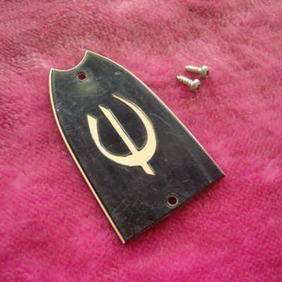 Vintage 1960's Left Handed Epiphone Wilshire/Crestwood   Reverb