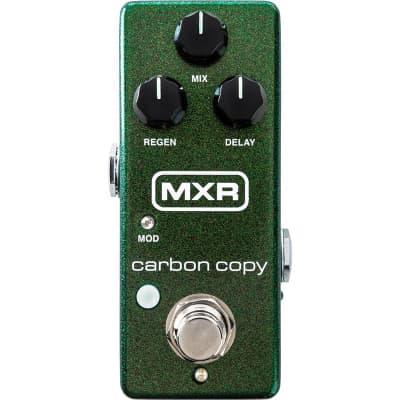 MXR M299 Carbon Copy Mini Delay Pedal for sale