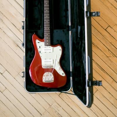 Fender Jazzmaster 1964 Candy Red