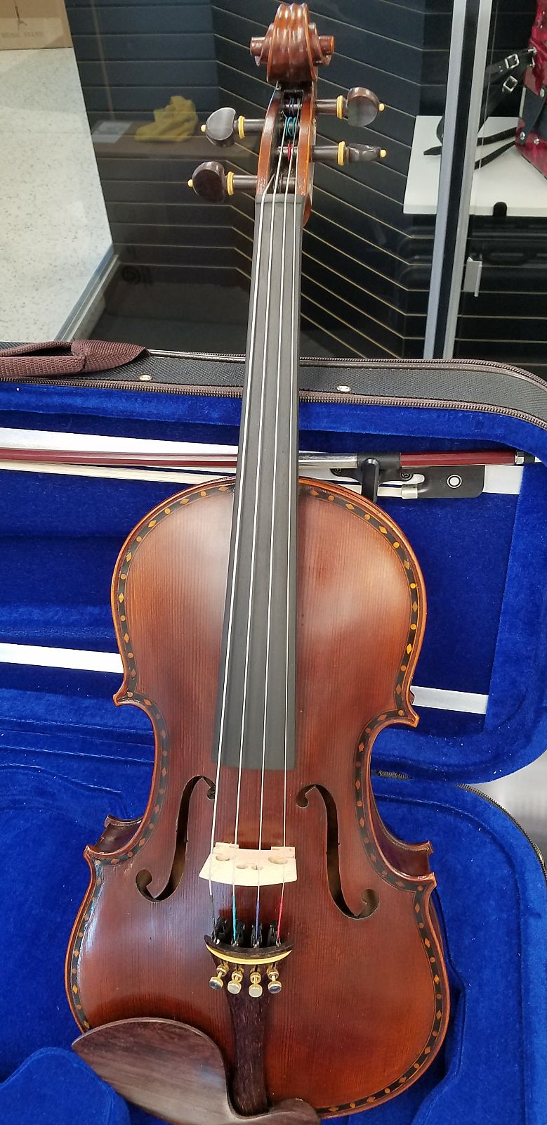 Vienna Strings Hamburg Handcraft Viola 15