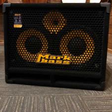 Markbass Standard 102HF Front-Ported Neo 2x10 Bass Speaker Cabinet 8 Ohms