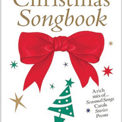 The Big Christmas Songbook W/ Sing-Along CD