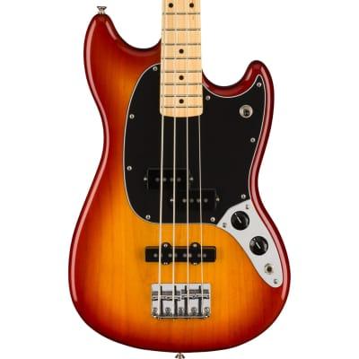 Fender Player Mustang P/J Bass Sienna Sunburst