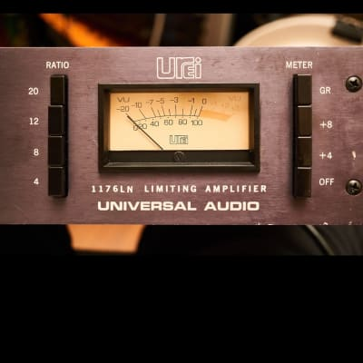 Urei Universal Audio 1176LN Rev. E Limiting Amplifier