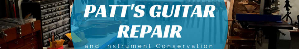 Patt's Guitar Repair