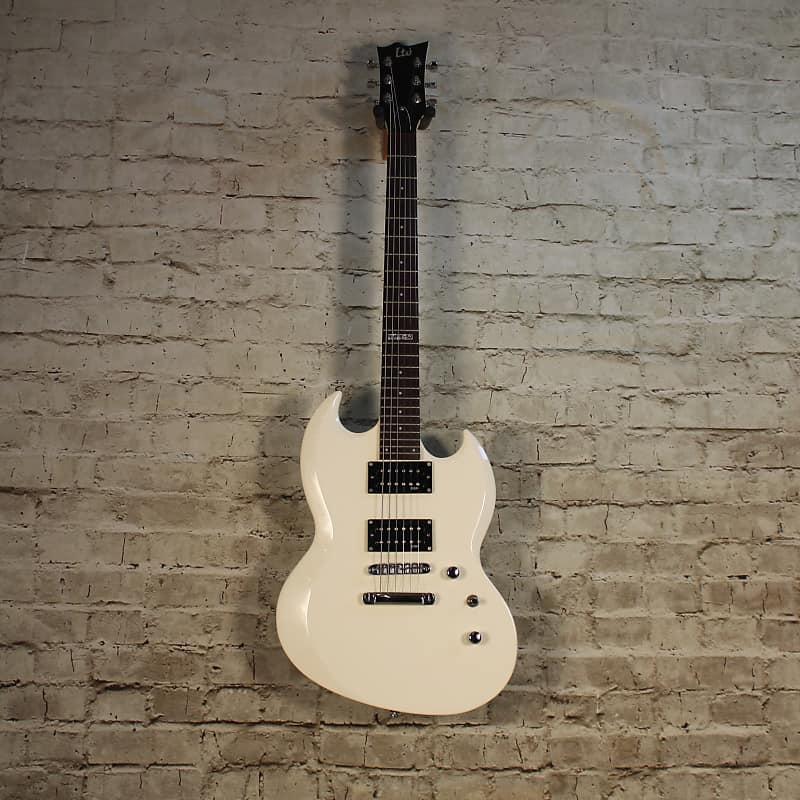 esp ltd viper 50 electric guitar reverb. Black Bedroom Furniture Sets. Home Design Ideas