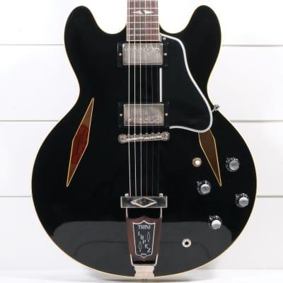 Gibson Custom 1964 Trini Lopez Standard Reissue VOS - Ebony for sale