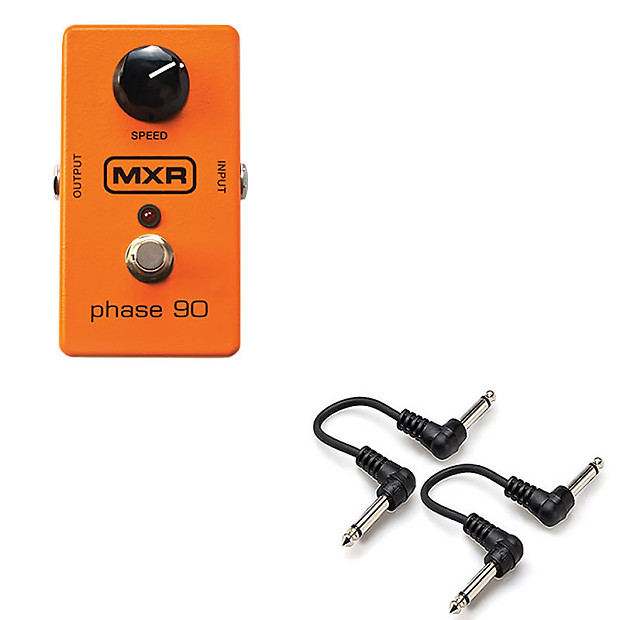 mxr m101 phase 90 phaser guitar stomp box effect pedal w 2x reverb. Black Bedroom Furniture Sets. Home Design Ideas