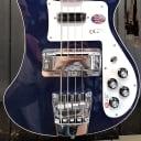 Rickenbacker 4003 Bass, Midnight Blue (Ex-Demo)