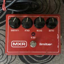 MXR Compressor Limiter Vintage pedal 4 knob * Free Shipping *
