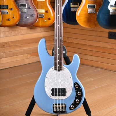 Music Man Sting Ray Special H Chopper Blue Rosewood Fingerboard for sale