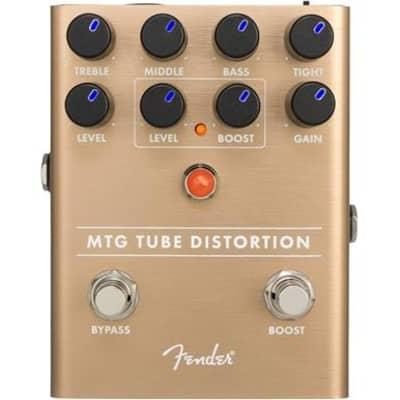 FENDER 234539000 MTG Tube Distortion Pedal for sale