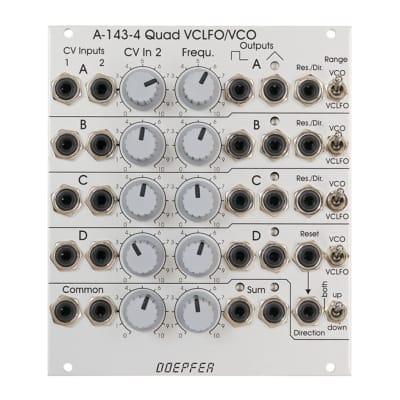 Doepfer A-143-4 Quad VCLFO / VCO