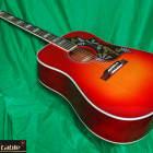 Gibson 2018 Hummingbird Acoustic-Electric Guitar Heritage Cherry Sunburst image