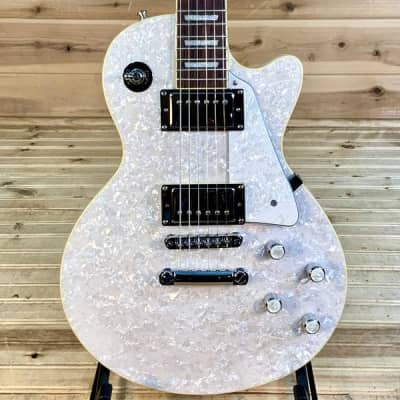 Dillion Model DL-650 P/ACT Pearl Edition Electric Guitar - Pure White USED for sale