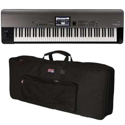 Korg Krome EX 88 Music Workstation CARRY BAG KIT