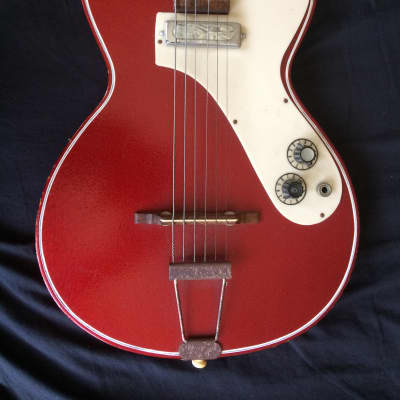 Klira electric guitar 1950s - rare for sale