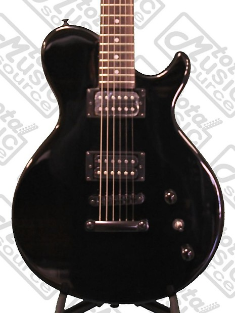 dean evo xm classic black electric guitar paulownia body dmt reverb. Black Bedroom Furniture Sets. Home Design Ideas