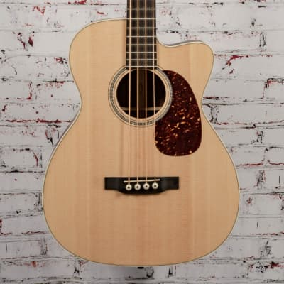 Martin BC-16E Rosewood Acoustic Electric Bass x7091 for sale