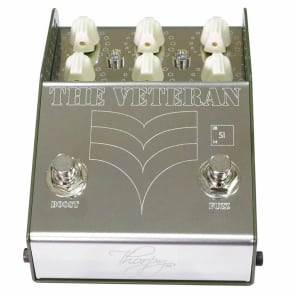 Thorpy FX The VETERAN SI Silicon Limited Edition Fuzz Guitar Effects Pedal for sale