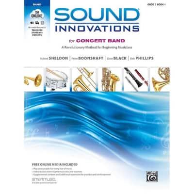 Sound Innovations: Oboe Book 1