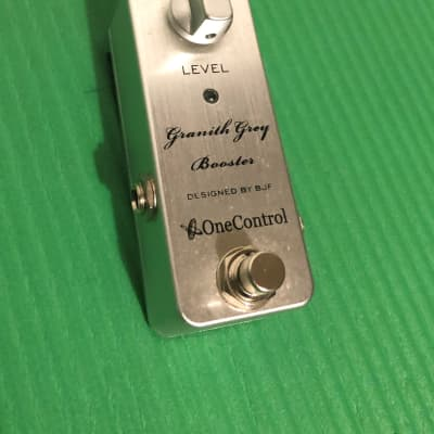 One Control Granith Grey Booster for sale