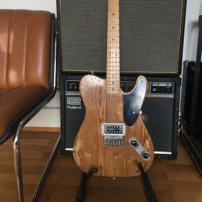 Rebelrelic 2 x 4 Pine  2012 (rebel relic) (Telecaster - no Fender) Only today for 1250 for sale