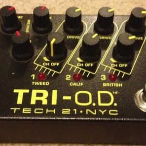Tech 21 Tri-O.D.
