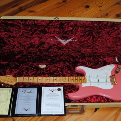 Fender Fender 1957 Stratocaster Ltd Vintage Custom Journeyman CC Aged for sale
