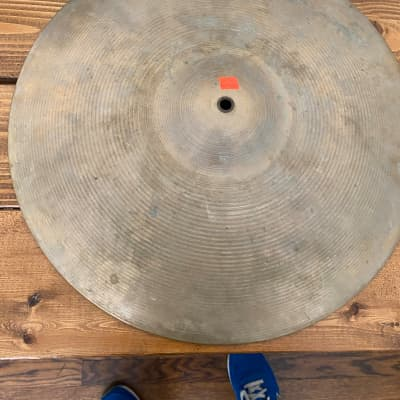 Vintage Marching Band Cymbal