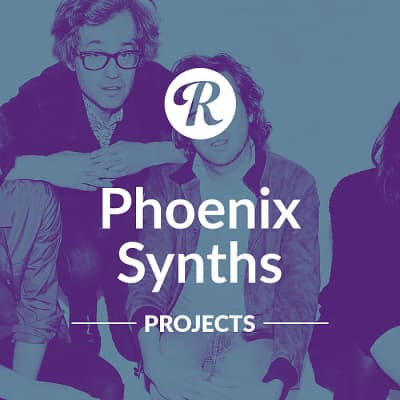 Phoenix Synths Projects