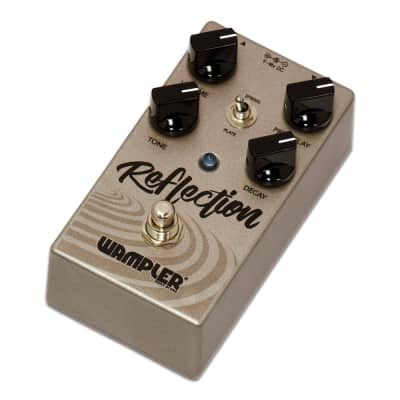 New Wampler Reflection Reverb Guitar Effects Pedal!