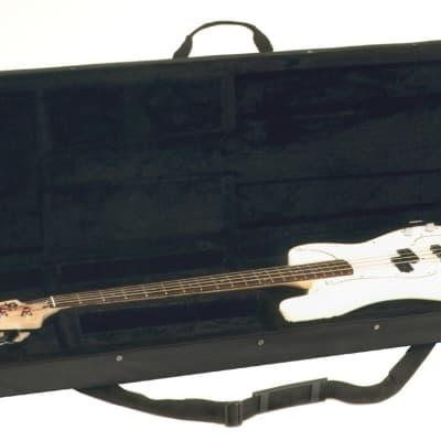Gator Cases GL-BASS Lightweight Rigid EPS Polyfoam Electric Bass Guitar Case