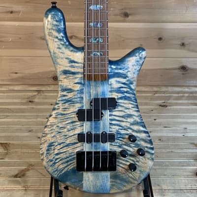 Spector NS-2 4-String Electric Bass USED - Super Faded Blue for sale