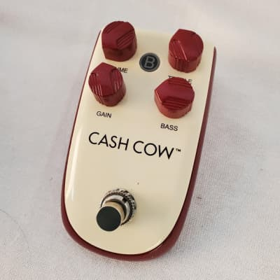 Danelectro BC-1 Cash Cow Overdrive Effects Pedal Customer Return
