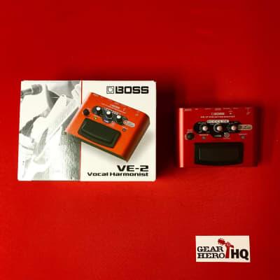 [USED] Boss VE-2 Vocal Harmonist