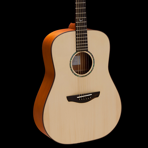d60fd0aac87 Faith Saturn Dreadnought Acoustic Guitar, Left-Handed | Reverb