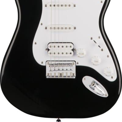 Fender Bullet Stratocaster HT HSS Laurel Fingerboard Black for sale