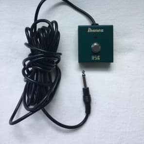 Ibanez IFS1G 1 Button Footswitch