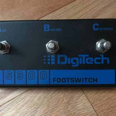 Digitech FS300 Footswitch for sale