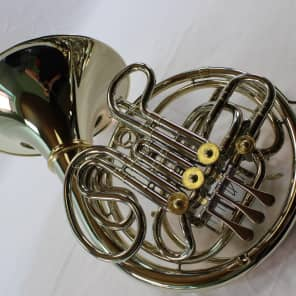 C.G. Conn V8DS Professional Model Double French Horn w/ Standard Bell