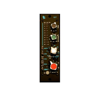 API 527 500 Series Discrete Compressor / Limiter Module