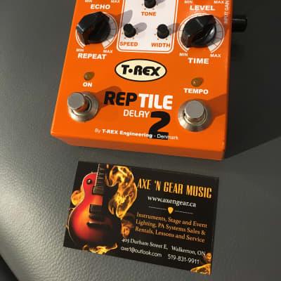 T-Rex Reptile Delay 2 Pedal