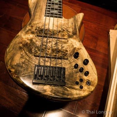 PRICE DROP --- Fodera Emperor II 5-String Custom for sale