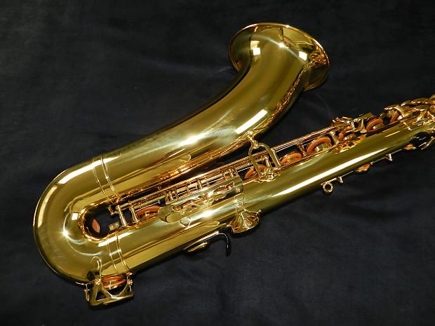 yamaha yts 475 intermediate tenor saxophone reverb