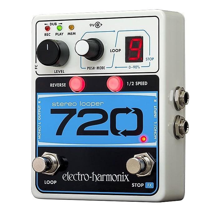 Electro-Harmonix EHX 720 Stereo Looper Pedal